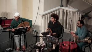 Synagogalna muzyka Orientu