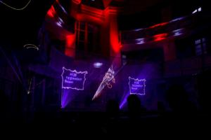 Free and Independent – laser show