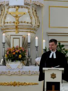 Nabożeństwo inauguracyjne